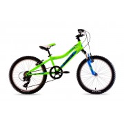 Bicykel Harry 20 Junior odpr. vidlica limet